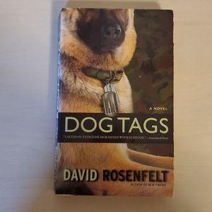 Dog Tags by David Rosenfelt